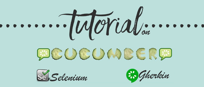 Learning tutorial for Cucumber Application in Selenium